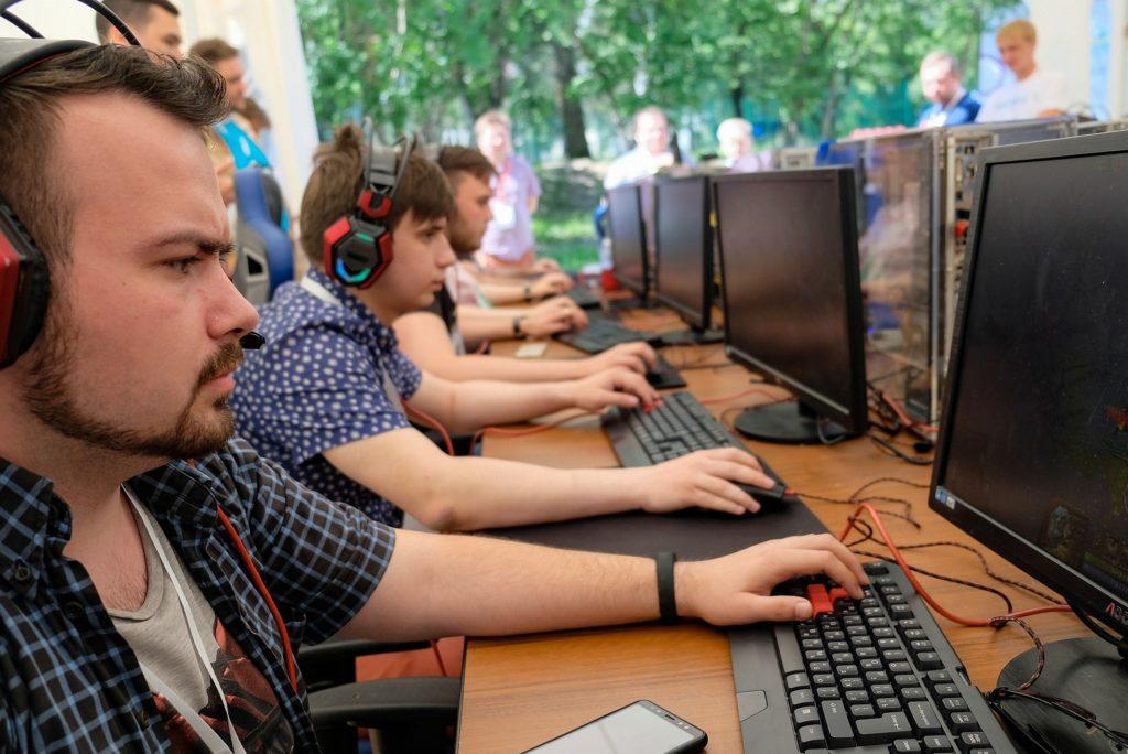 Компьютерные игры и киберспорт
